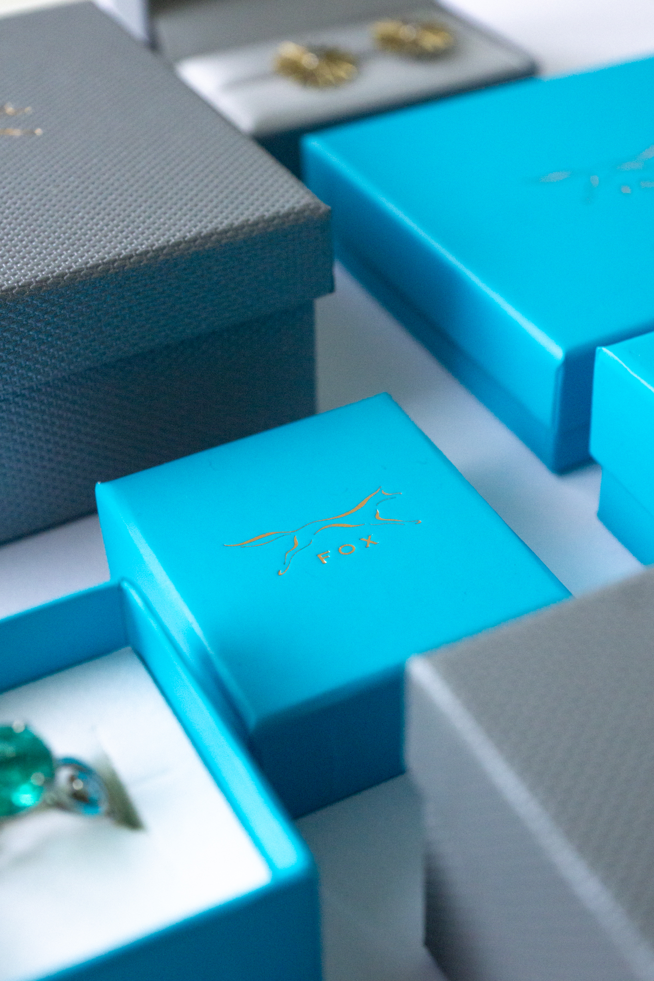 Serena Fox jewellery the design process