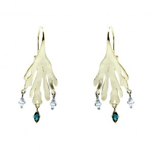 Serena Fox - Pinnata Earrings