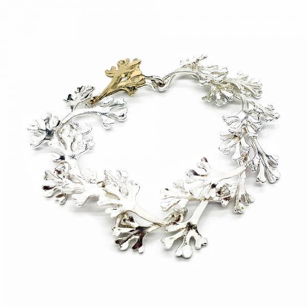 Serena Fox Jewellery Silver Chondrus Collection