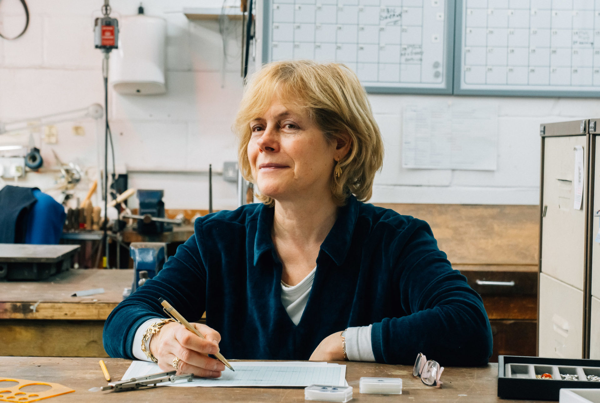 Serena Fox jewellery designer