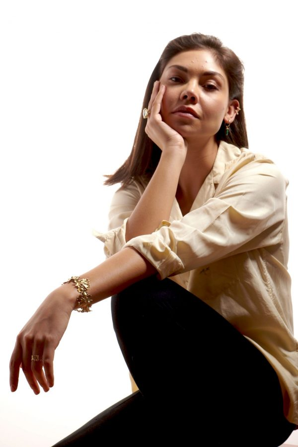 Serena Fox Jewellery Designer Marine Seaweed Bracelet